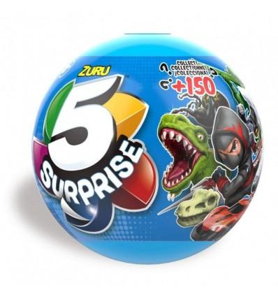 5 sorpresas niño