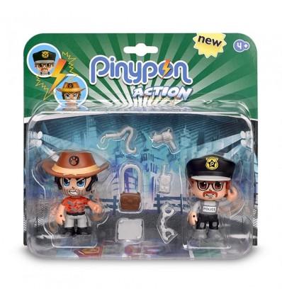 Pack Policia y Aventurero