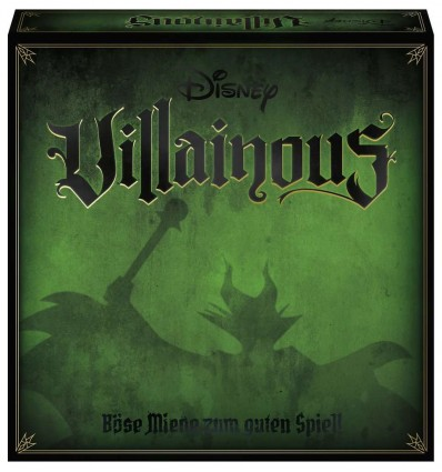 Villanos Disney Juego
