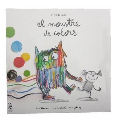 El Monstre de Colors catala palaciodeljuguete