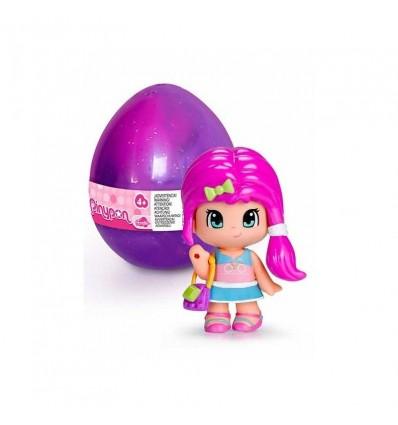 Pinypon huevo sorpresa morado