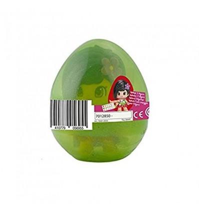 Pinypon huevo sorpresa verde