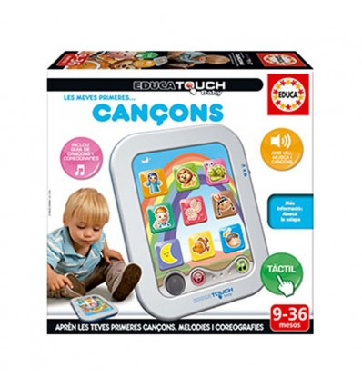 Educa touch baby meves primeres cançons