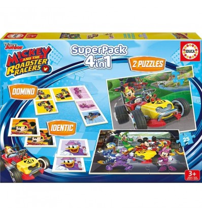 Superpack mickey & superpiloto