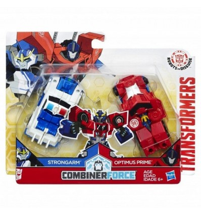 Transformer crash combiners