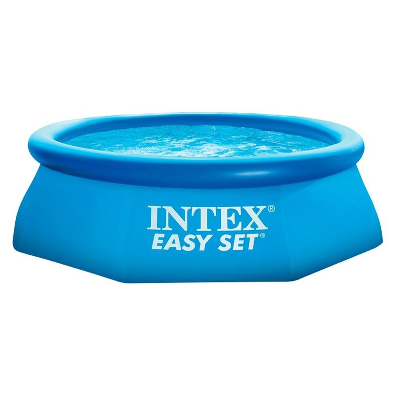 Easy Set Piscina 244x76 con Depuradora 1250 l h Intex trading limited 6941057400