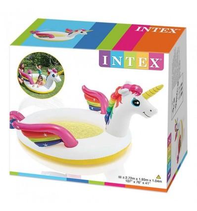 Piscina hinchable de Unicornio