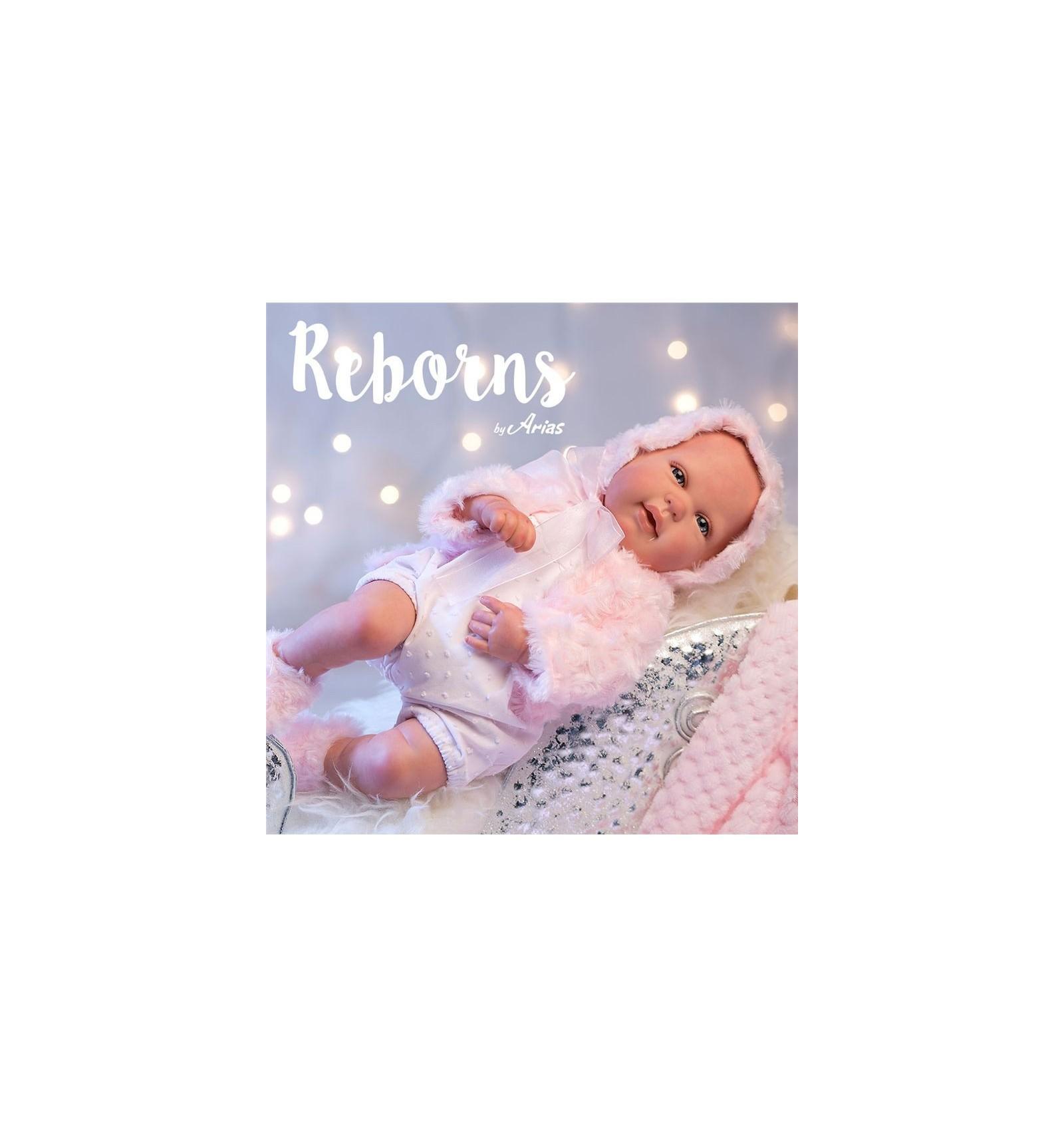 Reborn 45 Cm Aitana Bebés Reborn Arias Palaciodeljuguetecom