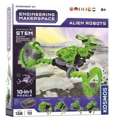 Alien robots construye tu Alien