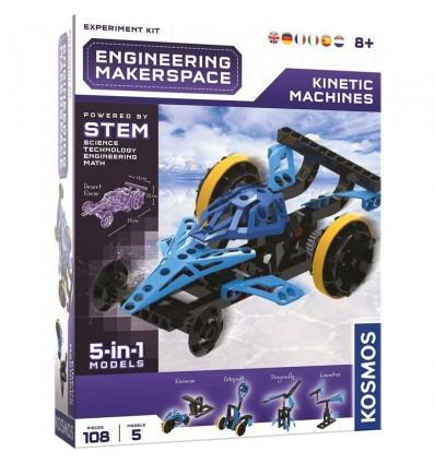 Kinetic Machines Construcción