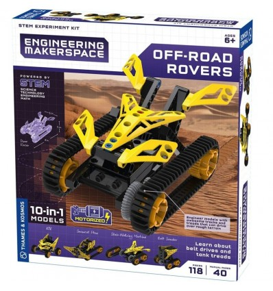 Construcciones Off-Road Rovers