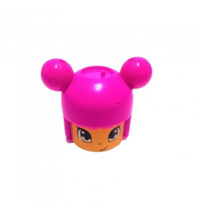 Pinypon Cabecita Sorpresa color Rosa