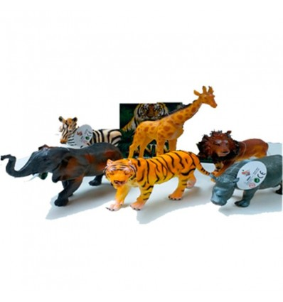 Animales salvajes (precio unidad)