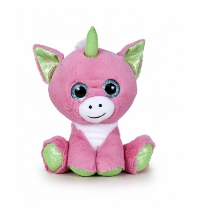Animales so cute fantasy unicornio rosa 22cm