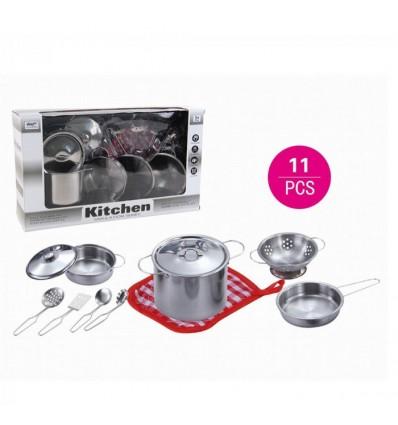 Utensilios de cocina 11 pzas