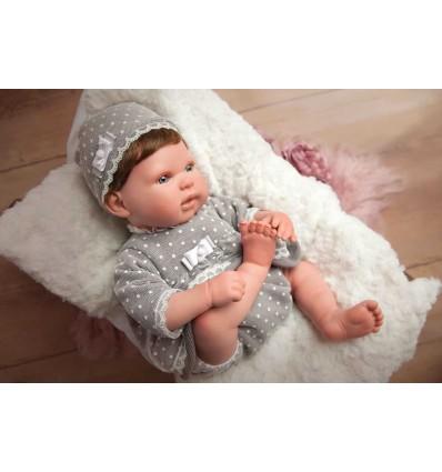 Reborn Lucia con cojin 45 cm