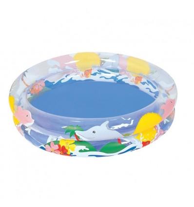 Piscina Infantil Sea Life
