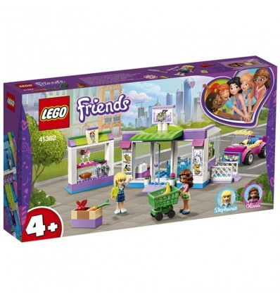 Supermercado de heartlake city lego friends