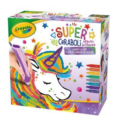 Super Ceraboli Unicornio Efectos Metalizados