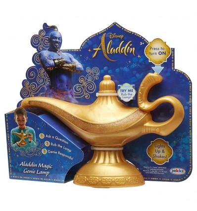 Aladdín Lámpara mágica