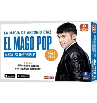 El Mago Pop Juego de mágia 150 Trucos