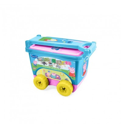 Trolley creativo peppa pig