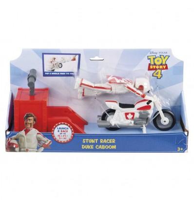 Duke Caboom con Moto Toy Story 4
