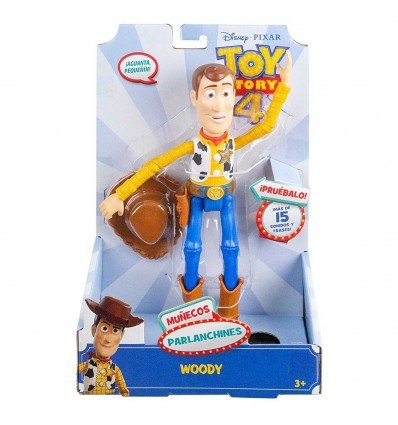 Woody Luces y Sonidos Toy Story 4