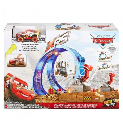 Superlooping Carreras en el Barro Cars-XRS