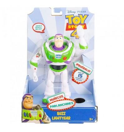 Toy Story 4 Buzz Electrónico