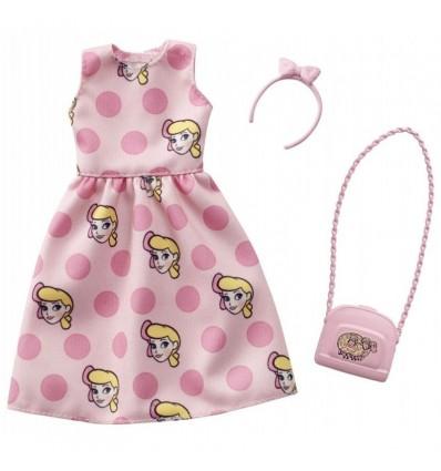 Barbie moda Toy Story deluxe betty