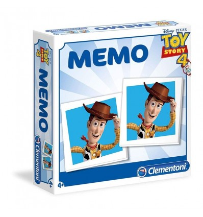 Memo Toy Story 4