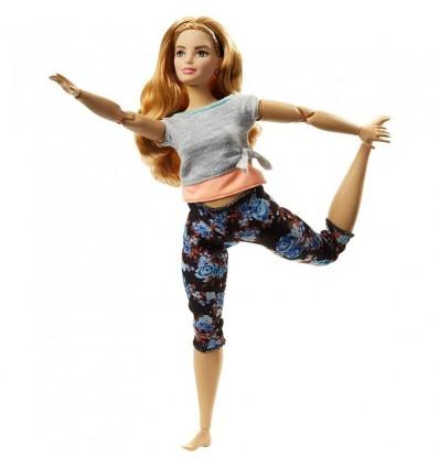 Barbie Movimientos Sin lLímites castaña
