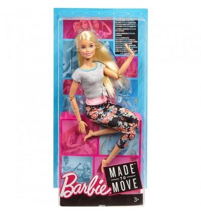 Barbie Movimientos sin Límites (rubia)