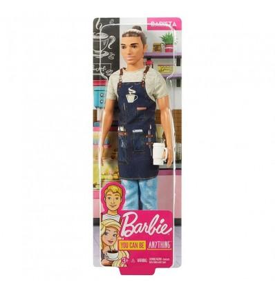 Ken yo quiero ser Barista