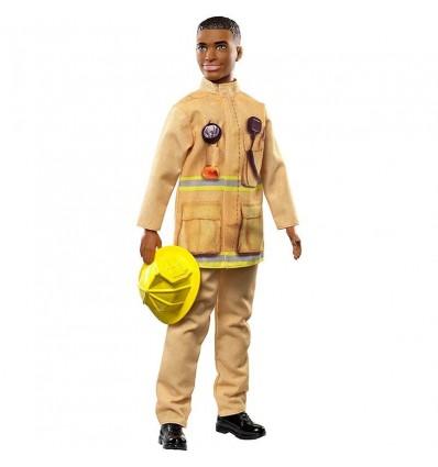 Ken yo quiero ser Bombero