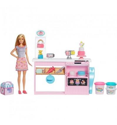 Pasteleria de Barbie