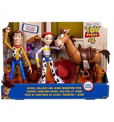 Toy story 4 woody perdigon y jessie