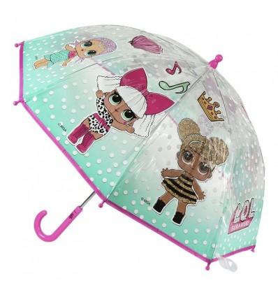 Paraguas lol transparente