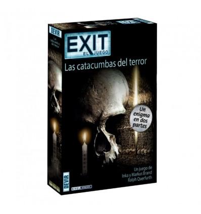 Exit las Catacumbas del Terror palaciodeljuguete