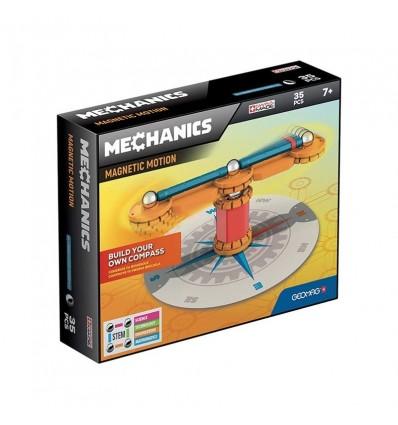 Geomag Mechanics Magnetic Motion 35