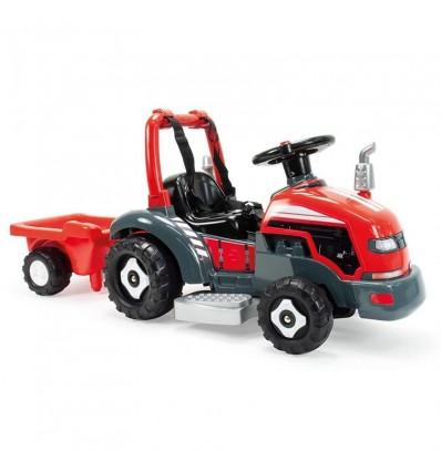 Tractor little 2 en 1 eléctrico 6v y correpasillos