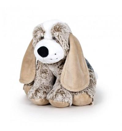 Animales domesticos 22cm basset hound