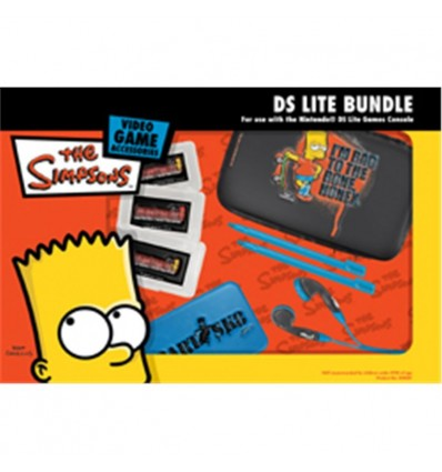 Pack ds bart simpson
