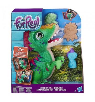 Dinosaurio Munchin Rex Furreal Friends