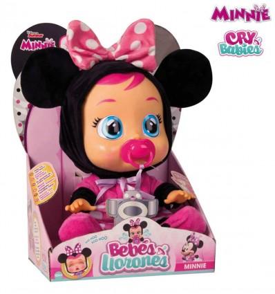 Bebes Llorones Minnie