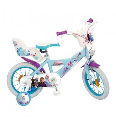 "Bicicleta 14"" Frozen 2"