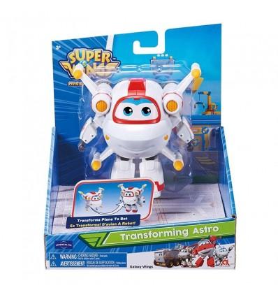Astro figura transformable superwings