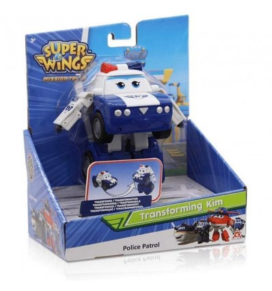 Kim figura transformable Superwings