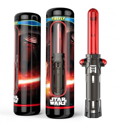 Cepillo Láser Star Wars con luces y sonidos